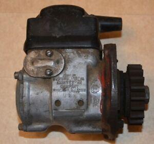 Vintage IHC H1 Magneto Serial Number 143999 Good Spark NR