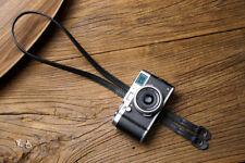 Genuine Real Leather camera shoulder neck strap for Evil Film camera 01-136