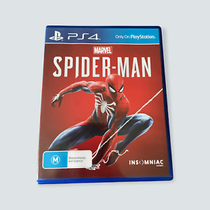 Spider-Man for the Sony PlayStation 4/PS4/PS5 - VGC/AUS/PAL/Marvel/Insomniac 🐙