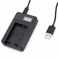 Camera Battery charger for Canon NB-10L PowerShot G16 G15 G1X SX50 SX40 HS
