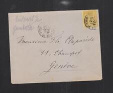 Echte Briefmarken aus Frankreich & Kolonien mit Einzelfrankatur