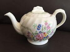Vintage Art Deco Royal Staffordshire Ceramics Clarice Cliff Bone China Teapot