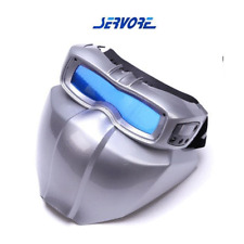 Auto Shade Darkening Welding Goggle Servore Arcshield-2 Silver Color Made Korea