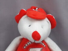 NASCAR KASEY KAHNE JACKET HAT PLUSH FAN BEAR TOY ORANGE PLUSH DODGE