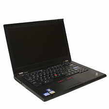 "Lenovo Thinkpad T420s 14"" Laptop Core i5 2.60GHz 8GB 320GB HD DVDRW Webcam W10P"