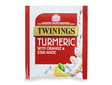Twinings superblends Herbal Tea sachet Sacs Enveloppes-Curcuma (80 sachets)
