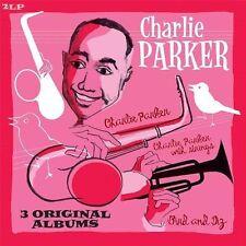 Bird and Diz/Charlie Parker/Charlie Parker With Dizzy Gilespie by Charlie Parker (Sax) (Vinyl, Jan-2014, Vinyl Passion)
