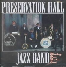Marching Down Bourbon Street 0079892841923 by Preservation Hall Jazz Band CD