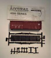 ACU4402 Accurail HO Scale Pennsylvania RR 40' O.B. Boxcar Steel Door Kit