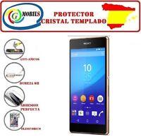 2x Protector de pantalla de cristal templado SONY XPERIA Z3 PLUS q212