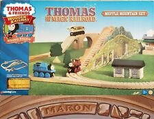 EXTREMELY RARE ~ NEW IN BOX ~ THOMAS & THE MAGIC RAILROAD ~ MUFFLE MOUNTAIN SET