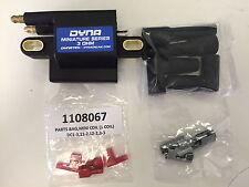 Dynatek Ignition Black Coil 3 ohm Dual Output DC1-3 Mini Coil Miniature DC1-3
