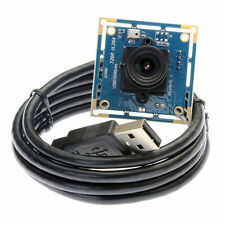 Mini 720P H.264 USB Board Camera Module Support Microphone & IR Cut 3.6MM Lens