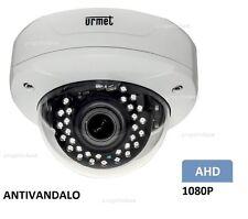 Telecamera Dome ANTIVANDALO Urmet AHD 2.8-12mm videosorveglianza Tvcc 1092/275H