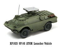 S-Model 1/72 Russia 9P148 ATGM Launcher Vehicle Finished Product #RP1025