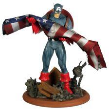 MARVEL CAPTAIN AMERICA 9/11 Tribute LE Statue Diamond Select Toys with COA