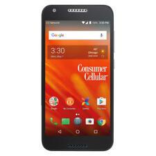 Unlocked Consumer Cellular Alcatel Kora GSM