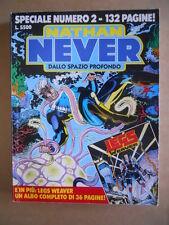 NATHAN NEVER Speciale n°2 Edizione Bonelli    [G363] Senza albo