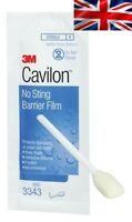 Cavilon No Sting Barrier Film Foam Applicator | All Sizes | TRUSTED UK SELLER