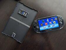 PlayStation Vita w/ Henkaku + SD2Vita w/ 128GB SD Card installed + CoD Black Ops