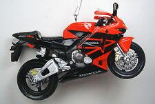 Honda CBR600 RR Christmas Ornament Red Motorcycle Street Bike