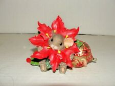 Vintage Charming Tails You Make the Season Blossom Fitz & Floyd Special Edition