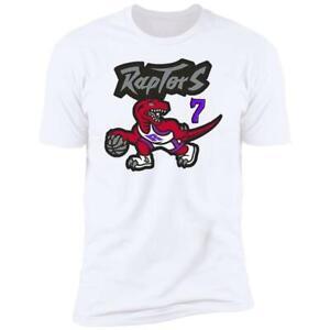 Kyle Lowry Toronto Raptors 7  White Shirt Funny White Vintage Gift For Men Women