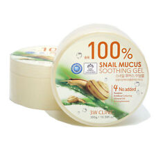 SNAIL MUCUS SOOTHING GEL 300g / 3W CLINIC / Moisture,Facial Care / KOREAN MADE