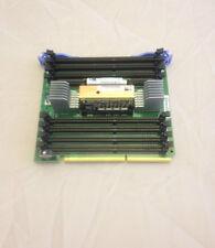 IBM 5604 8x slot Power 7 ddr3 Di Memoria Scheda riser 74y3278 74y3424 46k7514 74y2754