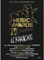 ♫ - NRJ MUSIC AWARDS 20TH EDITION - LE KARAOKÉ - 2018 - 2 DVD SET - NEUF NEW - ♫