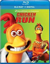 Chicken Run [Blu-ray] New Dvd! Ships Fast!