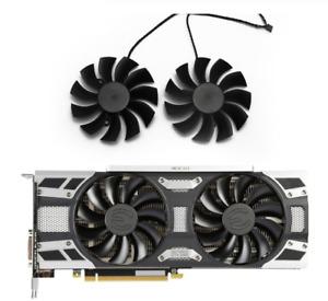 Fan For EVGA GTX 1080 1070 1060 GTX1060 GTX1070 GTX1080 VGA GPU Replace Cooler