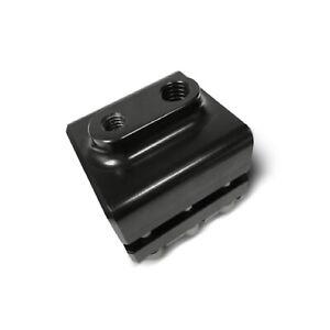 Steer Smarts 41035001 Steering Stabilizer/Damper Bracket for Wrangler JK/JL