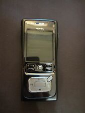 Nokia N Series N91 8GB Black (Unlocked) Smartphone