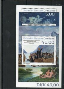 Greenland 2021 - The 300th anniversary of the reintroduction of Christianity
