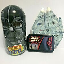 Mighty Beanz Star Wars Storage Limited Edition Episode 1 Tin Leclerc Micropopz