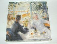 1983 Battle Road Press Fine Art Jigsaw Puzzle The Rower's Lunch Pierre Renoir