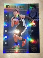 2019-20 Illusions Keldon Johnson Rookie RC Holo Foil Refractor Prizm Base Spurs