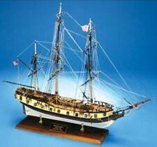 Model Shipways Rattlesnake US Privateer 1:64 Scale Ship Kit