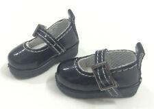 Chaussures noire pour poupée Just Like Me Gotz Doll Kidz n Cats Vestida