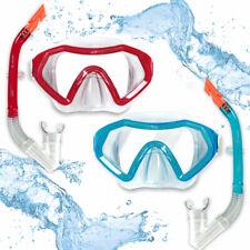 Taucherbrille Tauchmaske Kinder Schnorchel-Set Schnorchelbrille Tauchen Bestway