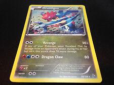 Pokemon Druddigon (70/106) - XY Flashfire - Rare Holo Mint