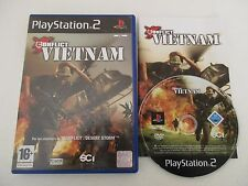 CONFLICT VIETNAM - SONY PLAYSTATION 2 PS2 PAL FR COMPLET