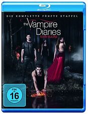 THE VAMPIRE DIARIES, Staffel 5 (4 Blu-ray Discs) NEU+OVP