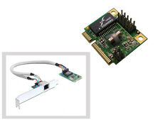 Card MiniPCIe - GIGABIT LAN ETHERNET - 1 PORT - Mini PCI Express