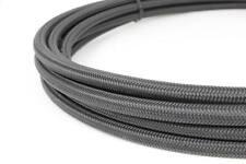 Speedflow -8 200 Series Teflon Black Stainless Braided Hose (5 Metre Length)