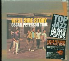 Oscar Peterson Trio - West Side Story Digipack Cd Sigillato