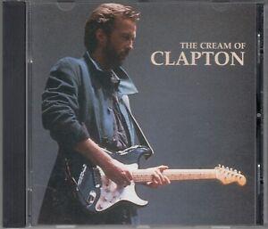 Eric Clapton - the cream of ...