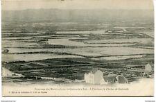 CPA - Carte postale - France -Panorama des Marais salants de Guérande à Batz