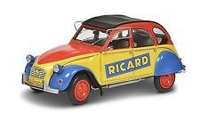 Solido 421185500 - 1/18 Citroen 2CV6 RICARD - Neu